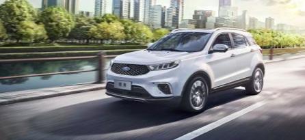 合资SUV新趋势来临 福特领界后来居上挑战现代ix35
