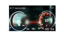 很顺畅 宝马650i Gran Coupe加速实录