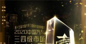 2020中国汽车三四级市场年度车型发布