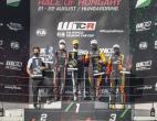 蓝色轰鸣响彻亨格罗林 2021WTCR领克车队匈牙利站斩获一冠一季
